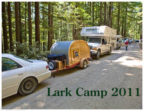 Technopod Adventure at Lark Camp