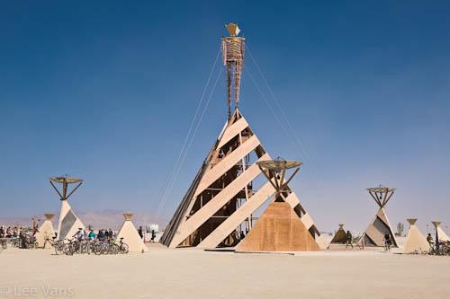 Burning Man Adventure