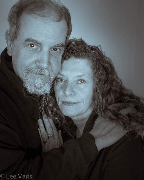 Lee & Bobbi by Debbie Caffery