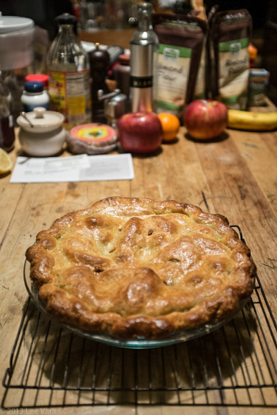Lee's apple pie