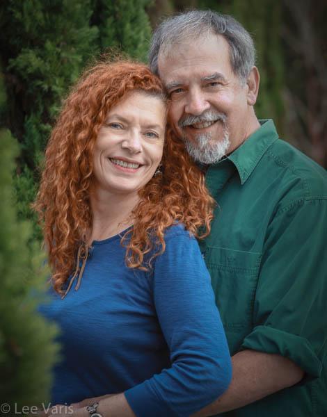 Bobbi & Lee by Rick Ferro