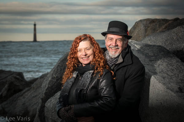 Lee & Bobbi by Rick Dean