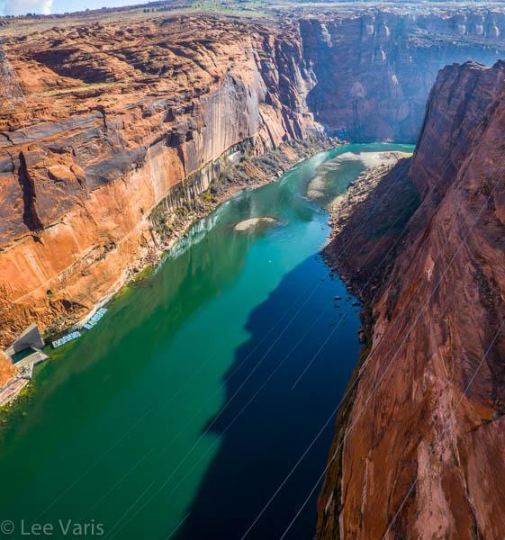 Over the Colorado River