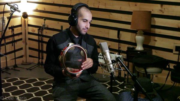 James Tawadros - percussion