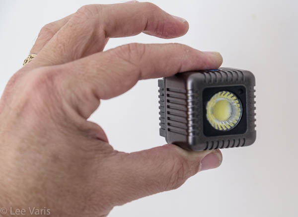 The Lume Cube