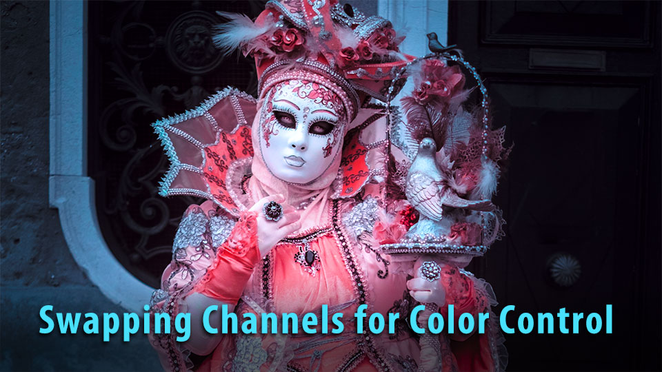 Swapping Channels for Color Control