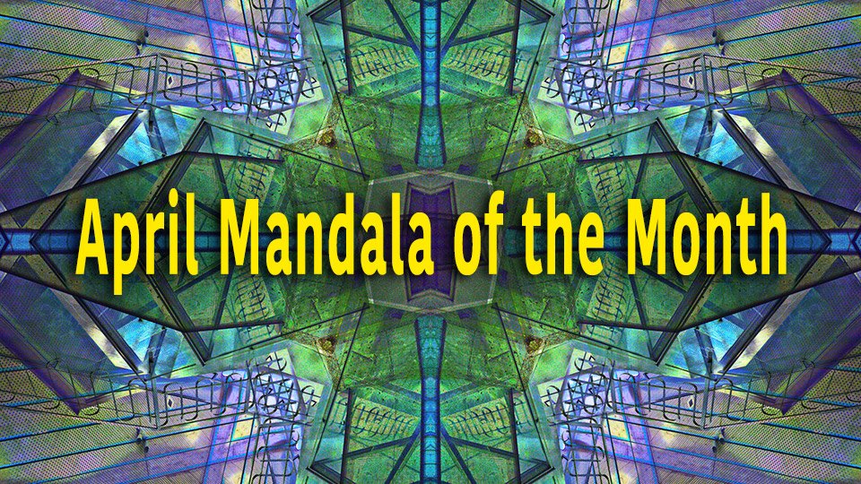 April Mandala of the Month