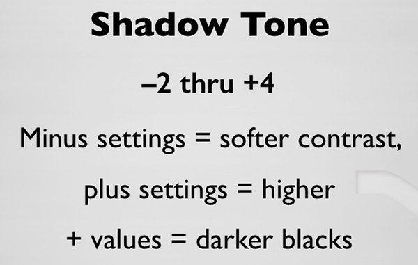 Shadow Tone