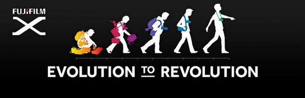Evolution to Revolution