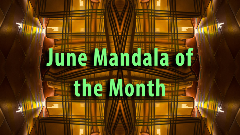 June Mandala of the Month