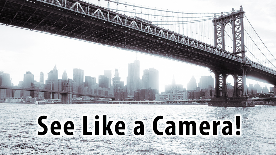 See Like a Camera!