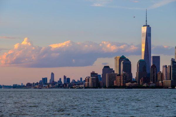 New York Skyline Regular
