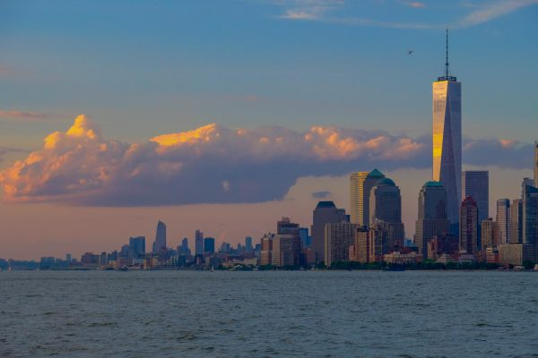 New York Skyline Soft