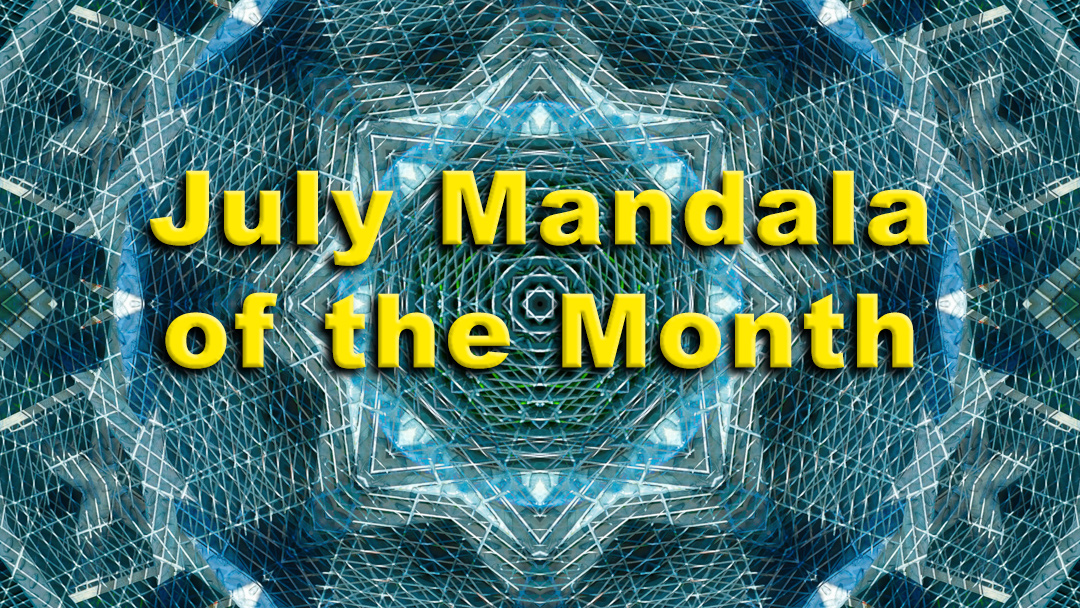 July Mandala of the Month