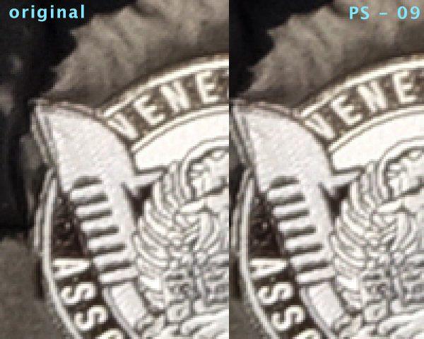 PS level-9 jpeg detail
