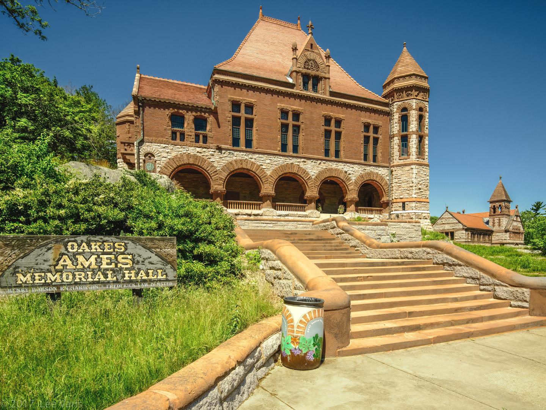 Ames Memorial Hall